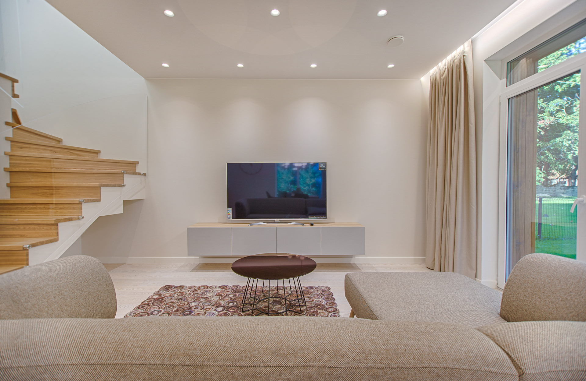 Home Extension - Living Room
