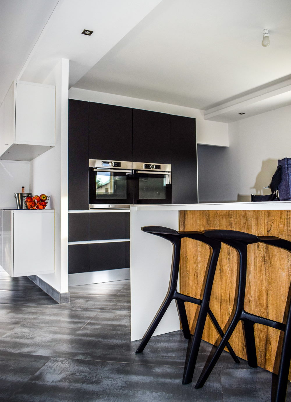 Kitchen Interior - Home extensions in Croydon