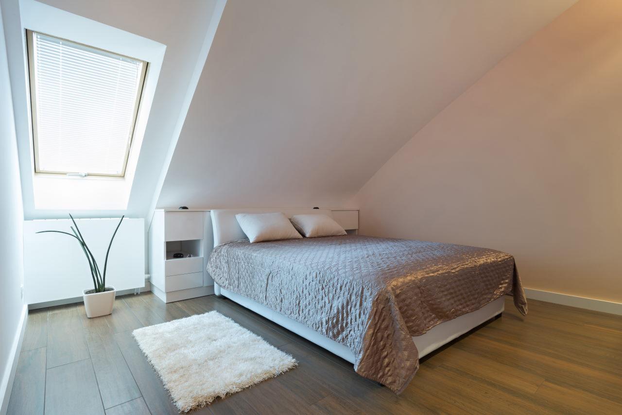 Loft Conversions in Croydon - Bedroom interior